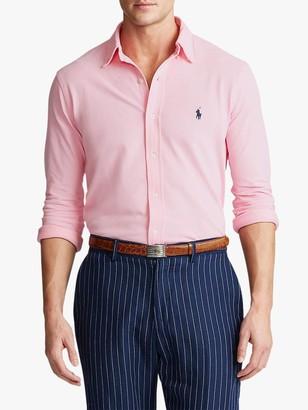 Ralph Lauren Polo Cotton Mesh Shirt