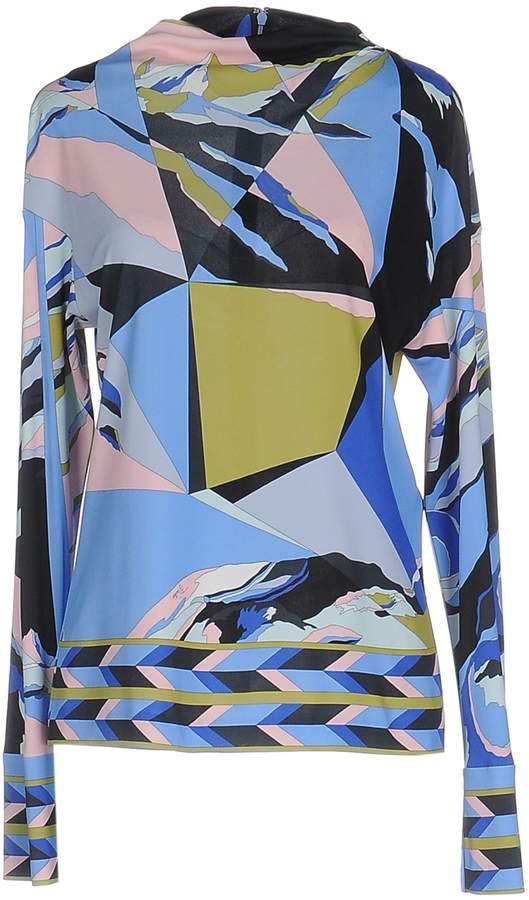 Emilio Pucci T-shirts - Item 38637068