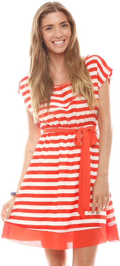 Ya Stripe Dress