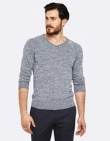 Oxford Zeke V-Neck Knit