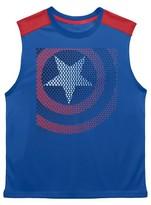 Marvel Boys' Avengers Tank Top - Blue