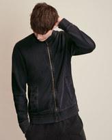 Raw State Zip Through Sweater