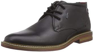 Fretz Men Andrew, Men's Chukka Boots Chukka Boots, Black (51 Noir), (41 1/3 EU)