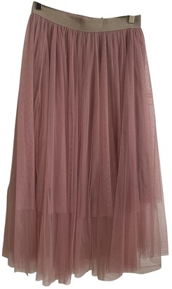 Tara Jarmon Pink Skirt for Women