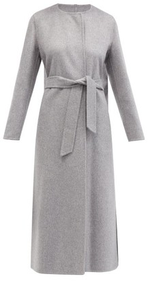 Max Mara Bozen Coat - Light Grey