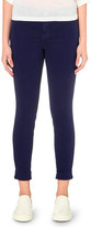 J Brand Anja skinny mid-rise jeans