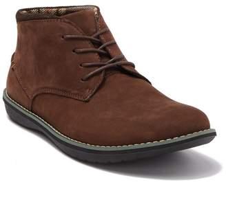 Muk Luks Charlie Leather Chukka Boot