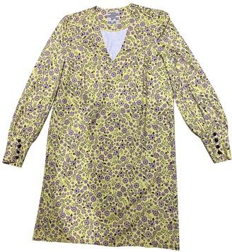 Baum und Pferdgarten Yellow Polyester Dresses