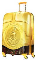 """American Tourister Star Wars C3PO Hardside Spinner Luggage - Yellow (28"""")"""