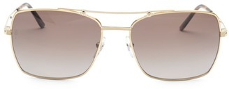 Cartier Santos Rectangular Sunglasses