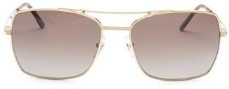 Cartier Santos Rectangular Sunglasses