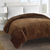 Comfy Bedding Double-Layer Soft and Cozy Fleece Bed Blanket