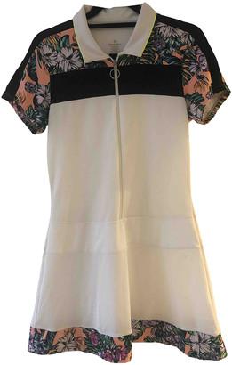 Sweaty Betty White Polyester Dresses