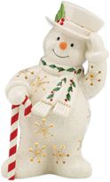 Lenox Happy Holly DaysTM Snowman Lit Figurine