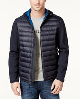 MICHAEL Michael Kors Men's Lightweight Packable Hooded Quilted Jacket