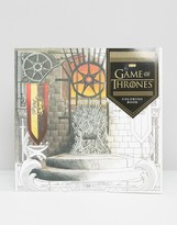 Books Game Of Thrones coloring Book