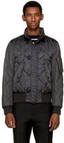 Burberry Black Mitchell Jacket