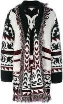 Etro native-inspired coat - women - Wool - 42