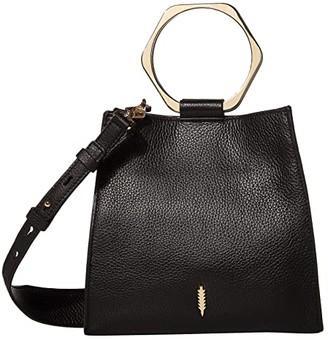 THACKER Hexa Crossbody (Black) Handbags