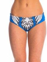 Triflare Women's Stars and Stripes Sport Bikini Bottom 8143881