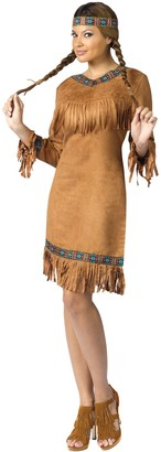 Fun World Costumes FunWorld Native American Adult