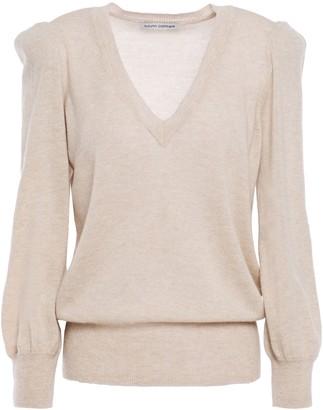 Autumn Cashmere Gathered Cashmere Sweater