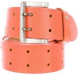 Rag & Bone Perforated Leather Belt