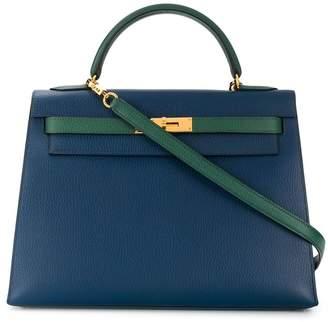 Hermes Pre-Owned 1999 Kelly Sellier 32 bag