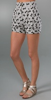 See By Chloe Bow Bloomer Shorts