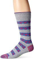 Robert Graham Men's Shifting Sands Dress Sock