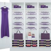 Joy Mangano JOY Huggable Hangers Blowout Get 20 + 20 + 20 and So Much More - Brass