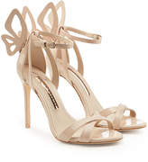 Sophia Webster Madame Chiara Patent Leather Sandals
