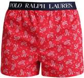 Polo Ralph Lauren Boxer Shorts Red