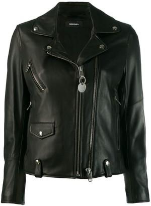 Diesel L-LYFA biker jacket