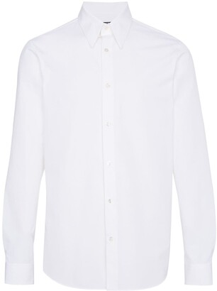 Calvin Klein Text Detail Shirt