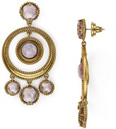 Tory Burch Coin Statement Drop Earrings