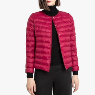 La Redoute Collections Lightweight Quilted Padded Jacket with Pockets