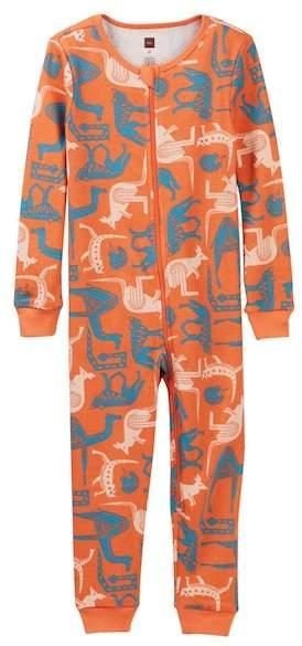 Tea Collection Wallaroo Baby Pajamas (Baby & Toddler Boys)