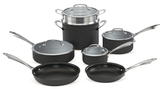 Cuisinart Hard-Anodized Cookware Set (11 PC)