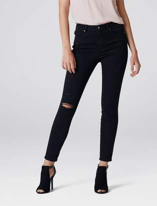 Ever New Lily High-Rise Ankle Grazer Jeans