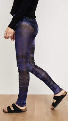 Raquel Allegra Tie Dye Leggings
