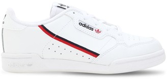 adidas Continental 80 J Leather Sneakers