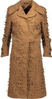 Maison Margiela Distressed stretch-cotton jacket