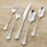 Crate & Barrel York Mirror 5-Piece Flatware Place Setting