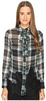 McQ by Alexander McQueen Fluid Shirt Women's Long Sleeve Button Up
