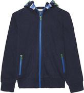 Stella McCartney Bandit zipped cotton hoody 8 years