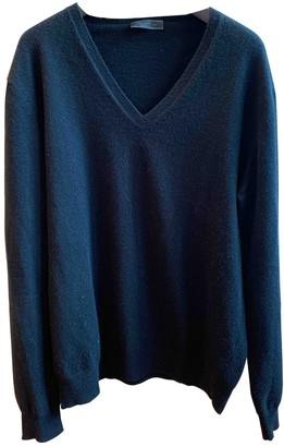 Prada Black Cashmere Knitwear & Sweatshirts