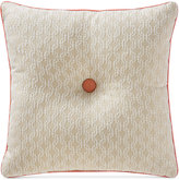 "Waterford Cathryn 14"" Square Decorative Pillow"