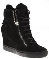 Giuseppe Zanotti Design wedge hi-top sneaker
