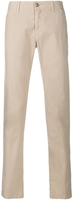 Jacob Cohen Straight-Leg Tailored Chinos